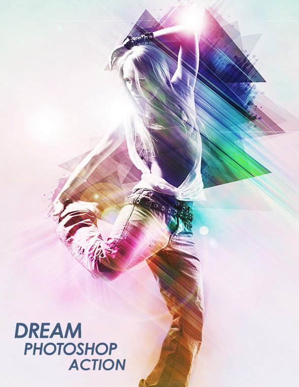 Dream - Photoshop Action