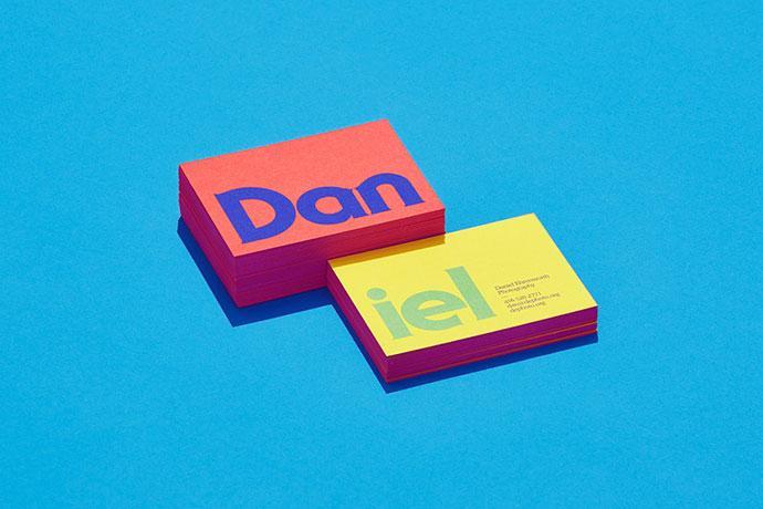 Daniel Ehrenworth Identity