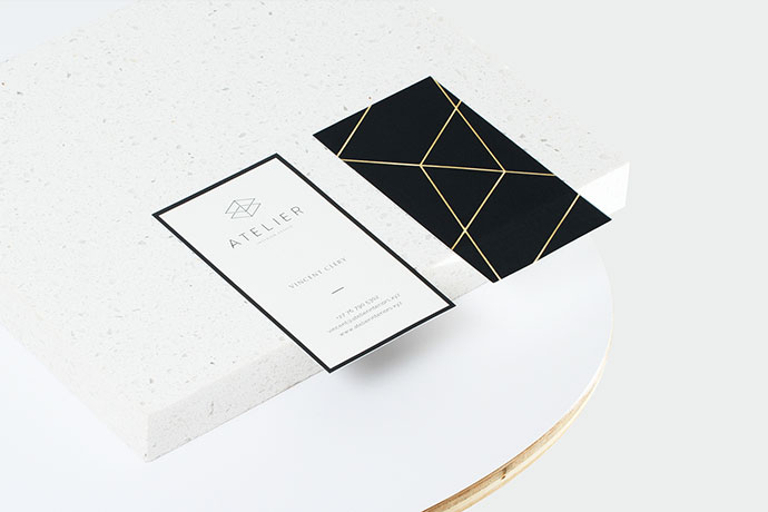 Business Cards Interior Design 40 most amazing business card designs | web & graphic design