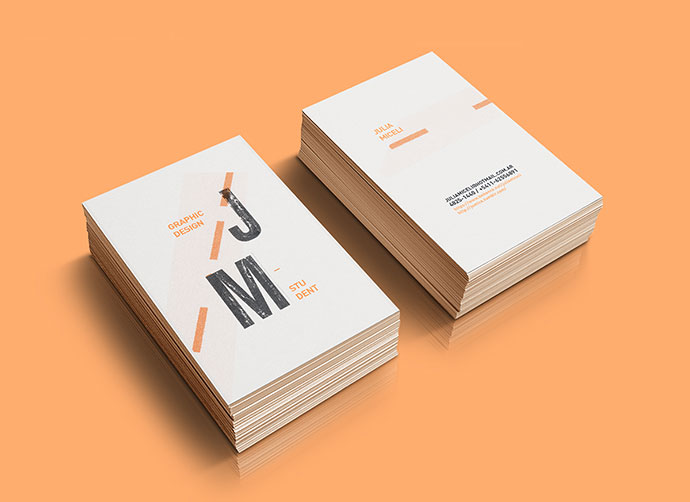 40 Most Amazing Business Card Designs