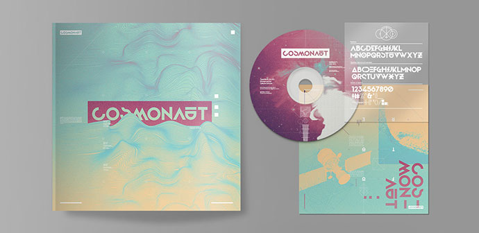 Cosmonaut (Free Font)
