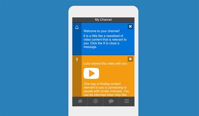 Mobile Video UI