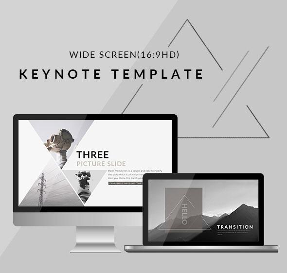 25 best simple keynote templates 2018 web graphic design bashooka