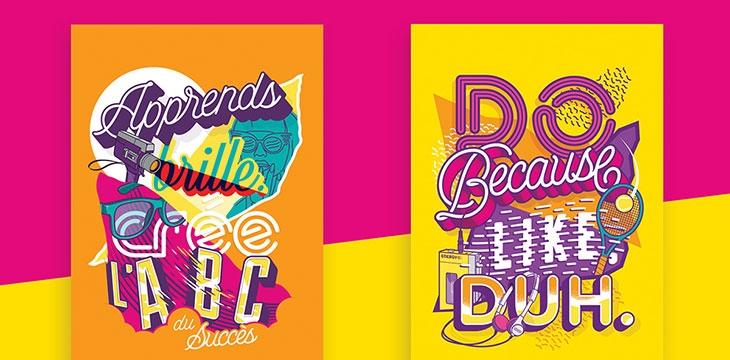 40 Creative Typography Designs Inspiration 2016