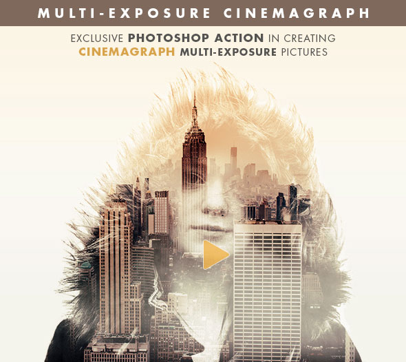 Multi-Exposure Cinemagraph Action