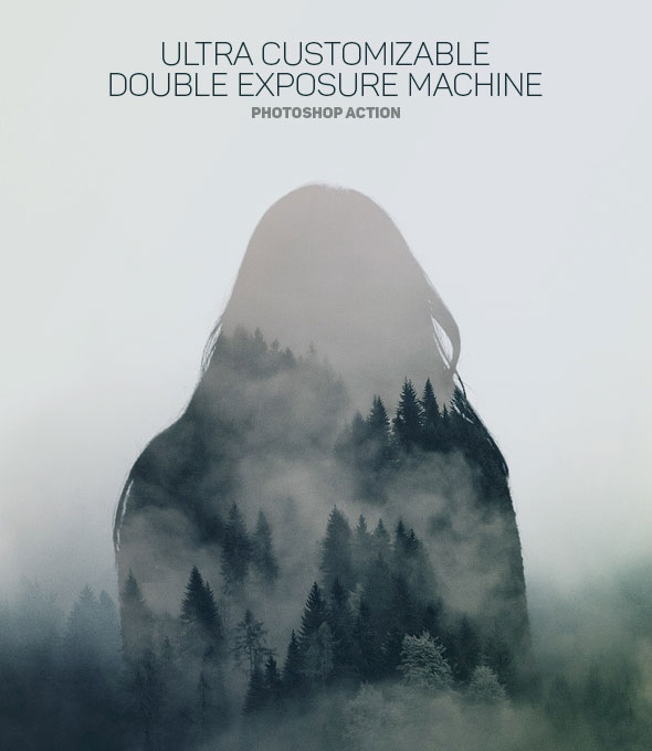 Ultra Customizable Double Exposure Machine
