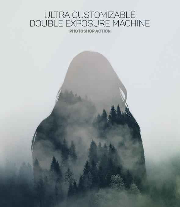 Ultra Customizable Double Exposure Machine