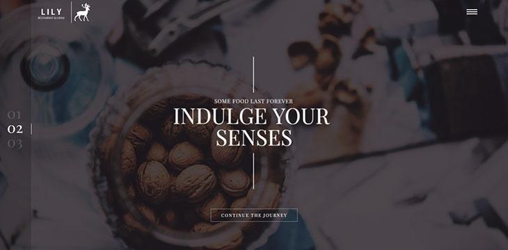 25 Best HTML Food & Restaurant Website Templates