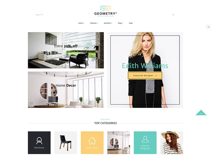 Geometry   Interior Design & Furniture Shop