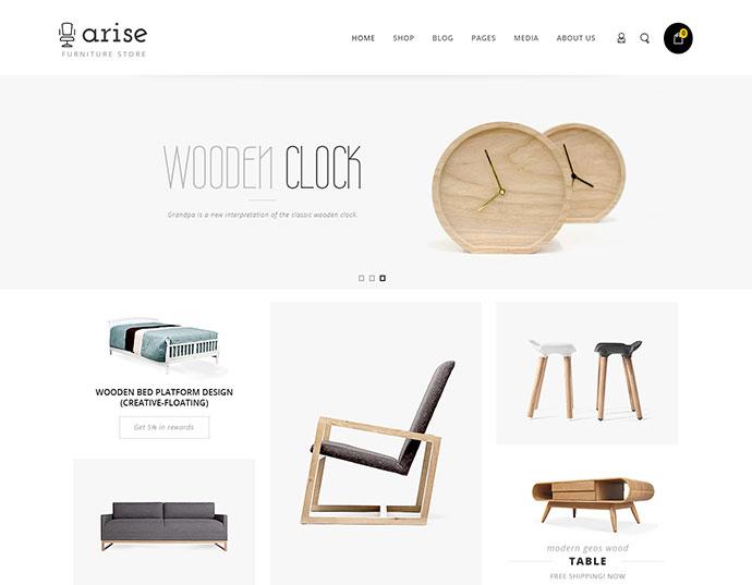 Arise - WooCommerce Responsive Theme