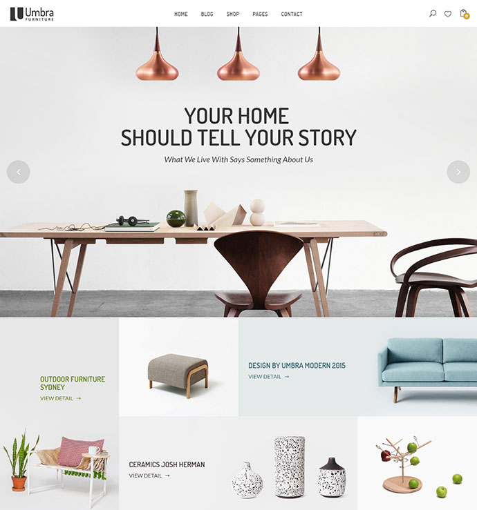 25 Best Furniture & Interior Ecommerce Wordpress Themes | Web ...