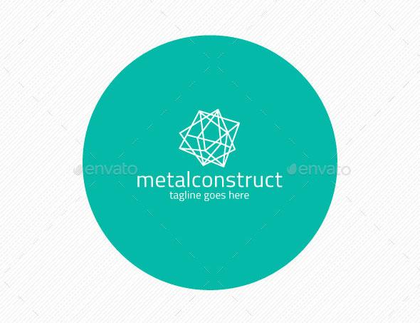 Metal Construct Logo