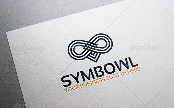Symbowl Logo Template