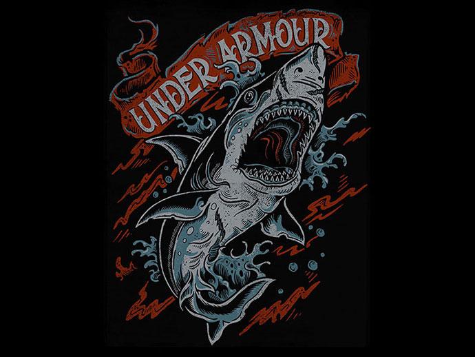 Shark Attack - Under Armour