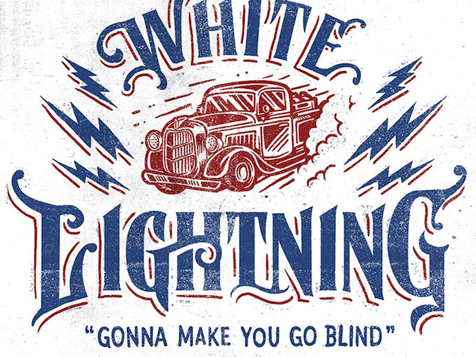 White Lightning - Gonna Make You Go Blind