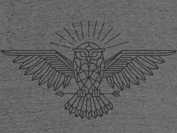 All-Knowing Owl T-shirt