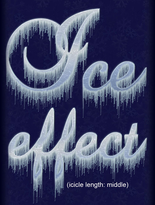 Ice Effect