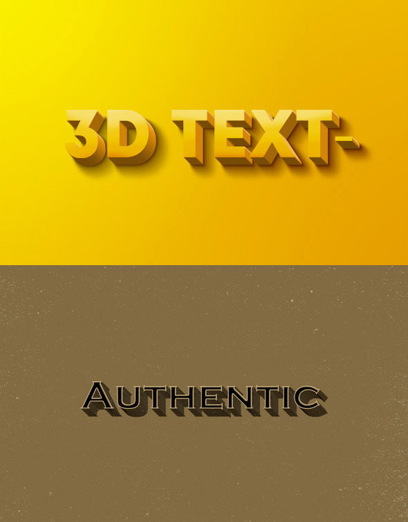 Text Effects