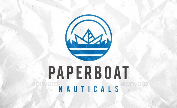 Paper Boat Logo