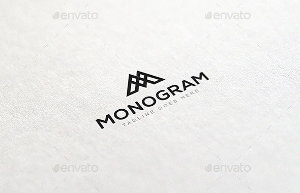 25 Creative Geometric Logo Design Templates | Web & Graphic Design ...