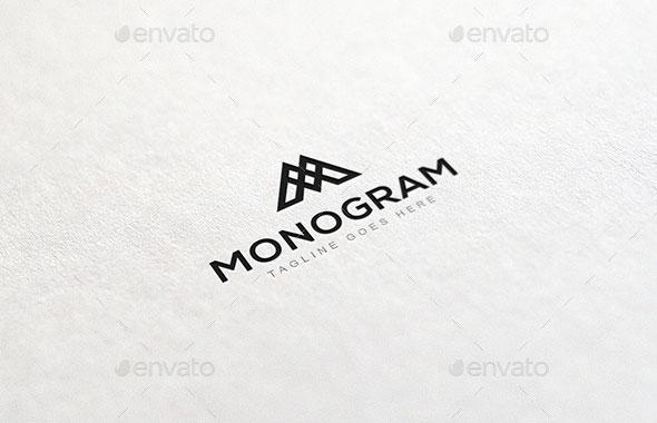 Monogram - Logo Template