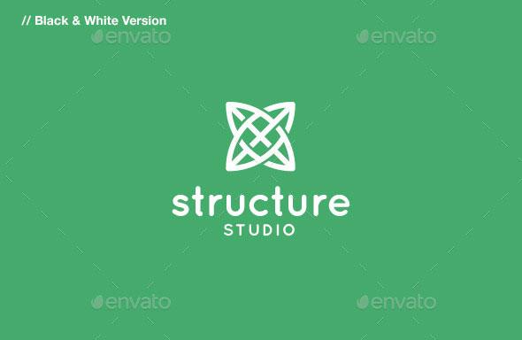 Structure - Symbol Logo