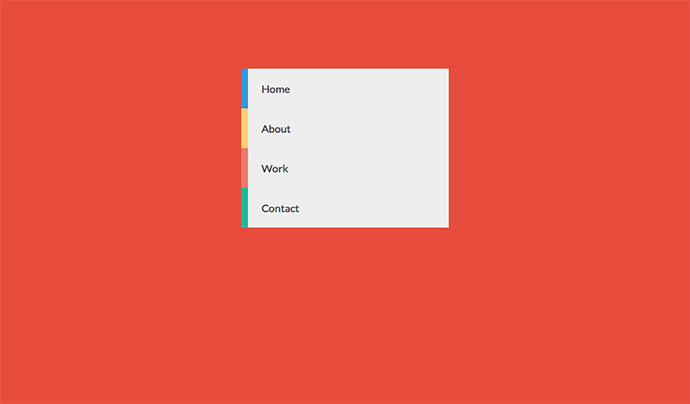 CSS3 Hover Effect using :after Psuedo Element