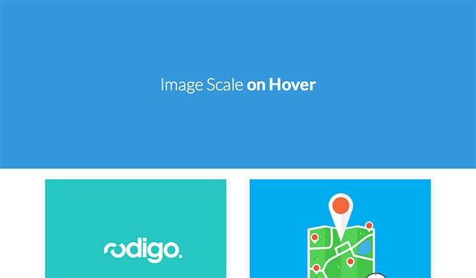 Image Scale on Hover