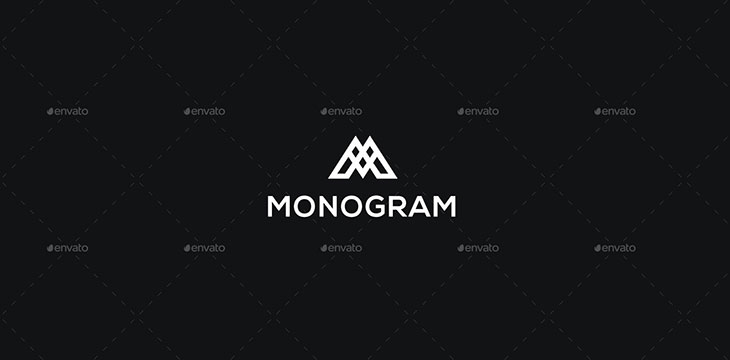 25 Creative Geometric Logo Design Templates