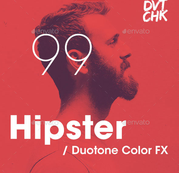 Hipster - Duotone Color FX