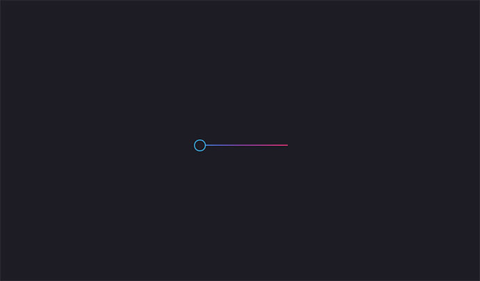 Gradient Range Slider