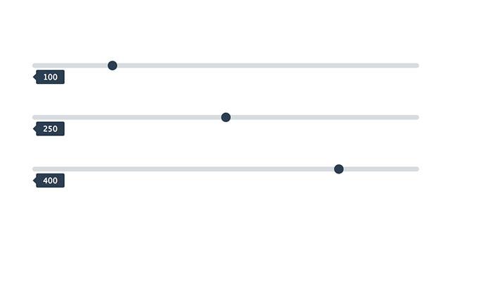 CSS Range Slider