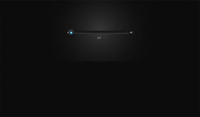 UI Volume Slider