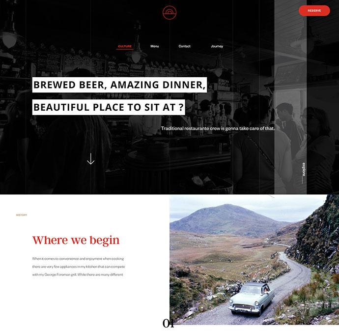 Restaurante culture
