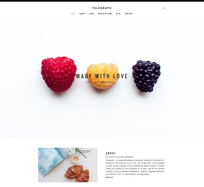 Telegraph - Website
