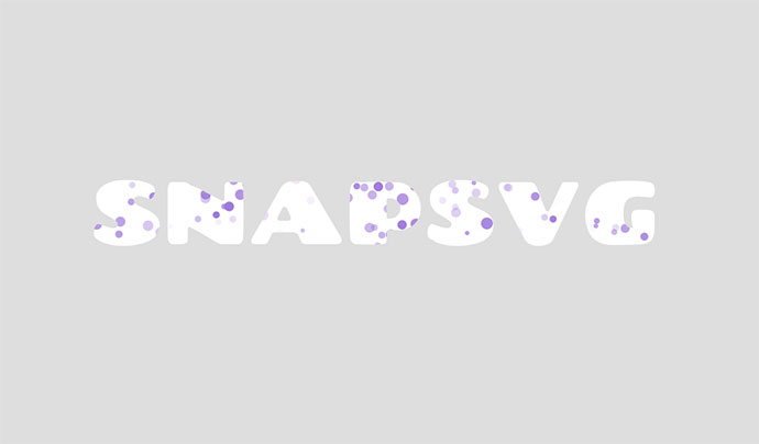 text masking with snap.svg