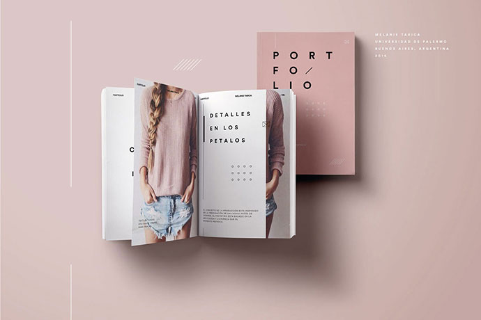 Portfolio Edition | Fashion Student