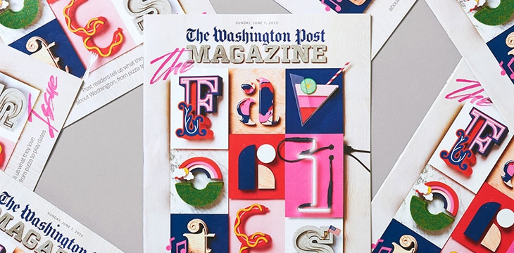 50 Examples Of Stunning Typography In Magazine & Book Designs