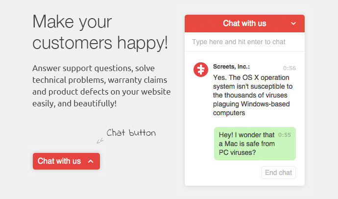 WordPress Chat X plugin