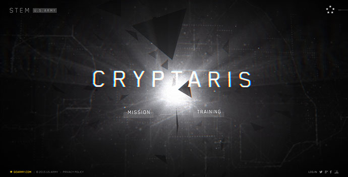 Cryptaris Mission