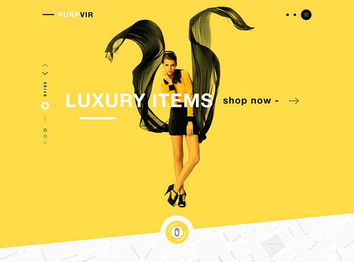 PURPVIR - Luxury shopping