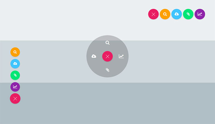 35 Cool Floating Action Button Animations – Bashooka