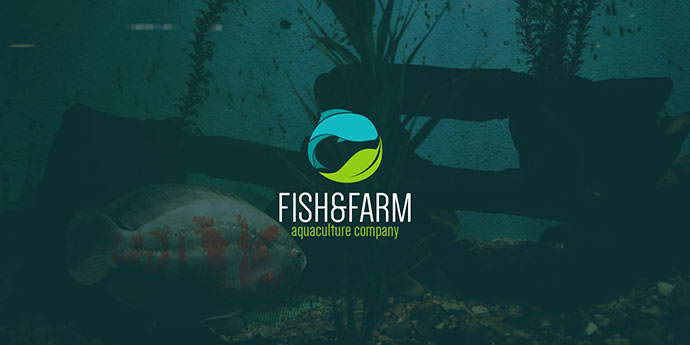 fish farm logo