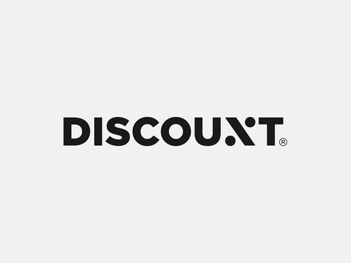 Discount Logotype