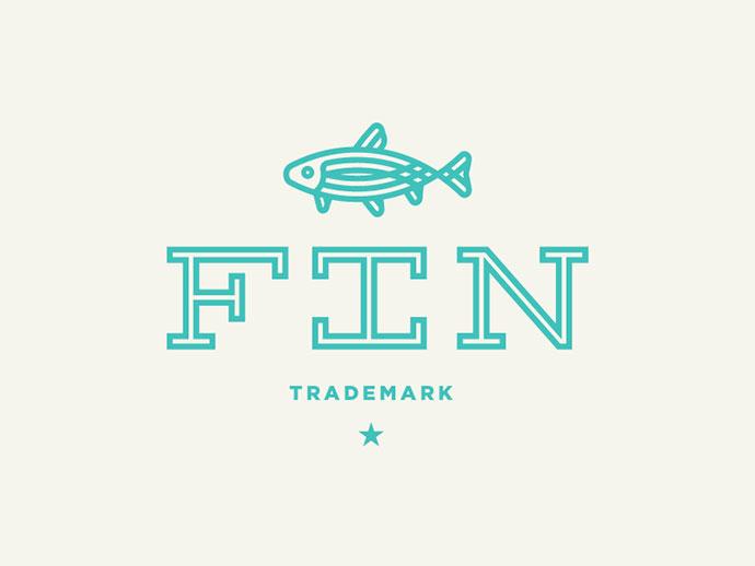 Fin Logo Concept