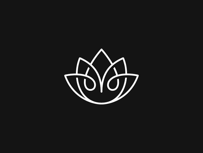 Flower / Owl