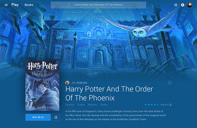 Google  -  Play Books