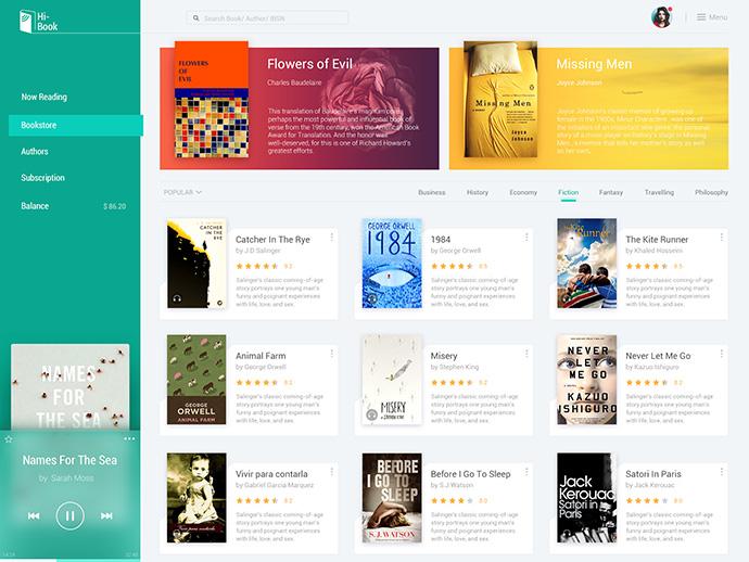 e-Book & Audio Book