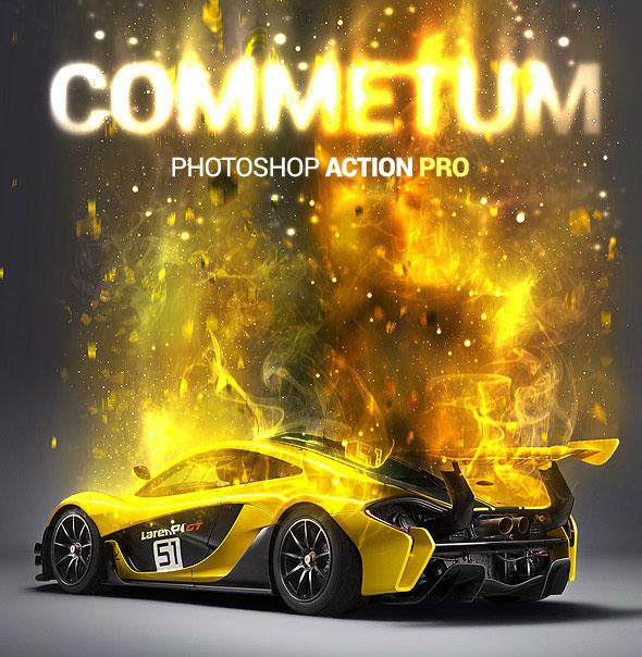 Commetum PS Action