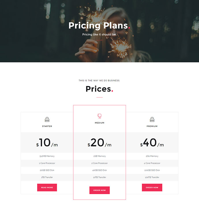 Comet - Creative Multi-Purpose WordPress Theme